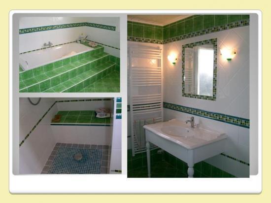 Conception et aménagement de votre salle de bain de A a Z, un seul interlocuteur  !